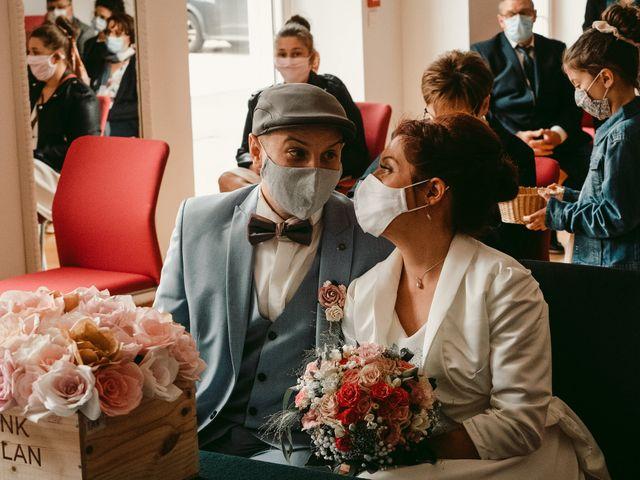 Le mariage de Mathieu et Virginie à Rainvillers, Oise 142