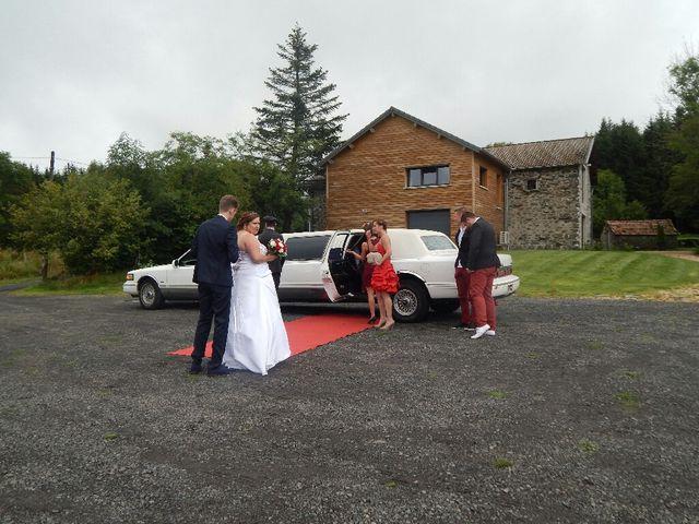 Le mariage de Yannick et Perrine à Le Puy-en-Velay, Haute-Loire 9