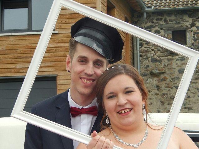 Le mariage de Yannick et Perrine à Le Puy-en-Velay, Haute-Loire 10