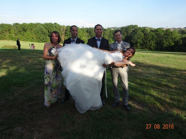 Le mariage de Elodie et Guillaume à Herblay, Val-d'Oise 4