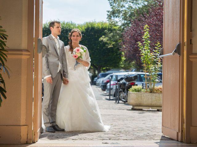 Le mariage de Elodie et Guillaume à Herblay, Val-d'Oise 2