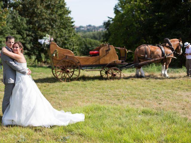 Le mariage de Elodie et Guillaume à Herblay, Val-d'Oise 6