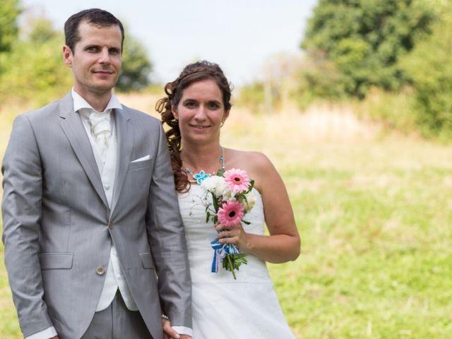 Le mariage de Guillaume et Elodie