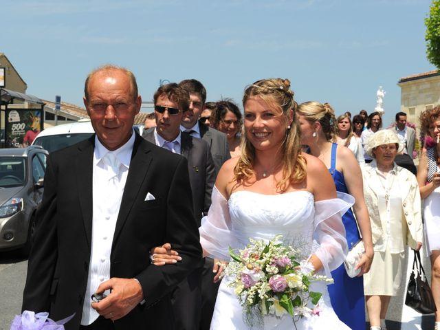 Le mariage de Thomas et Aurélie à Martillac, Gironde 12