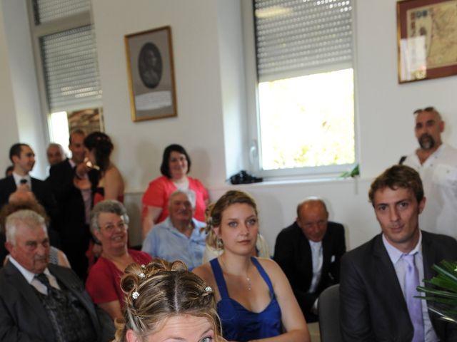 Le mariage de Thomas et Aurélie à Martillac, Gironde 18