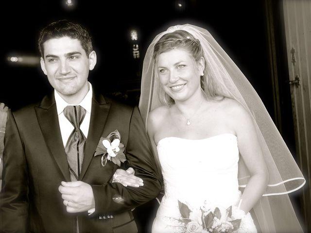 Le mariage de Thomas et Aurélie à Martillac, Gironde 19