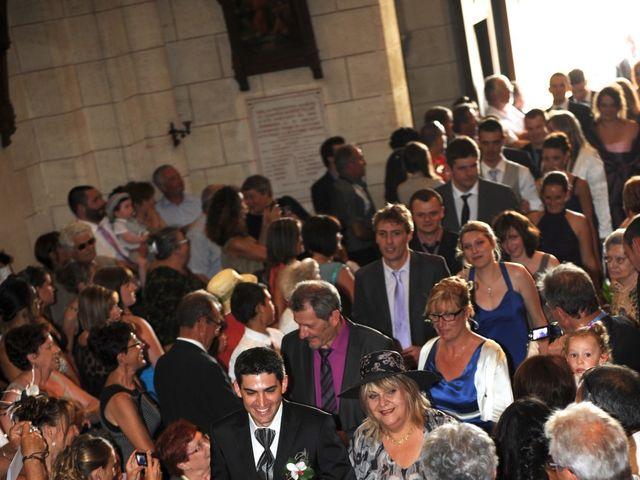 Le mariage de Thomas et Aurélie à Martillac, Gironde 20