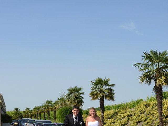 Le mariage de Thomas et Aurélie à Martillac, Gironde 22