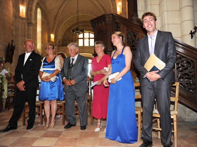 Le mariage de Thomas et Aurélie à Martillac, Gironde 24