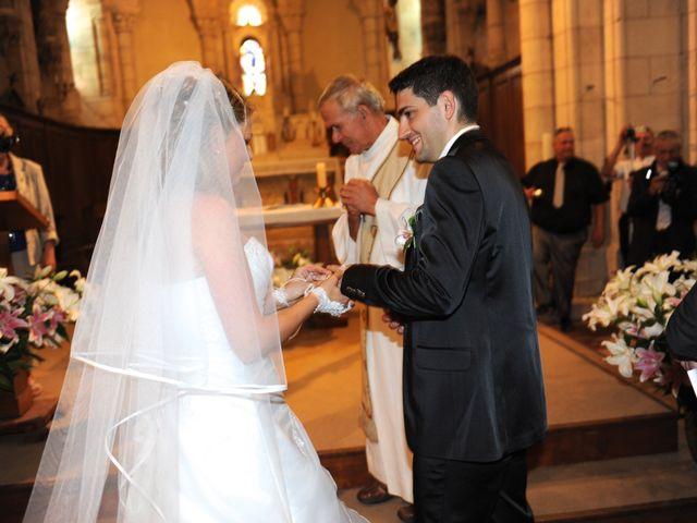Le mariage de Thomas et Aurélie à Martillac, Gironde 26