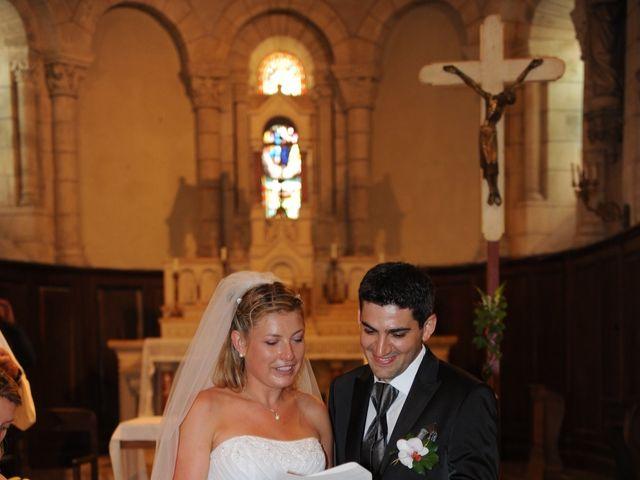 Le mariage de Thomas et Aurélie à Martillac, Gironde 28