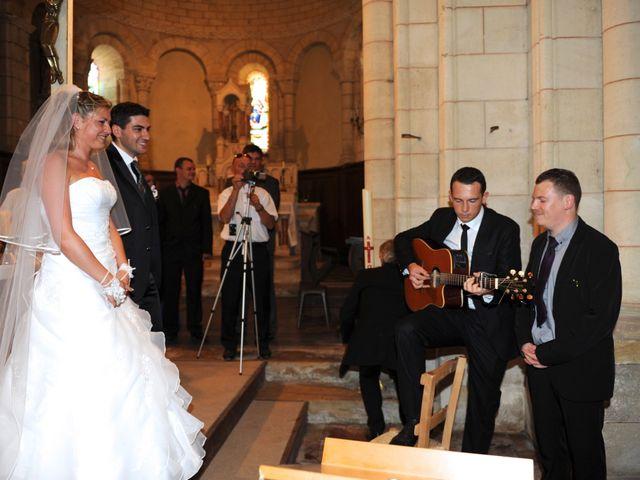 Le mariage de Thomas et Aurélie à Martillac, Gironde 29