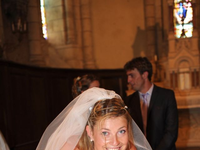 Le mariage de Thomas et Aurélie à Martillac, Gironde 30