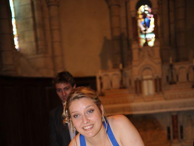 Le mariage de Thomas et Aurélie à Martillac, Gironde 33