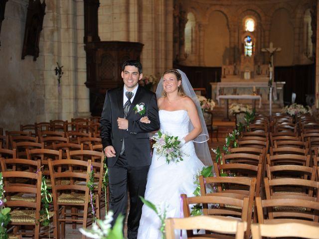 Le mariage de Thomas et Aurélie à Martillac, Gironde 36