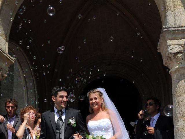 Le mariage de Thomas et Aurélie à Martillac, Gironde 37
