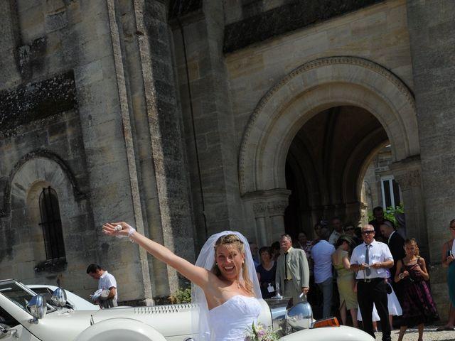 Le mariage de Thomas et Aurélie à Martillac, Gironde 38