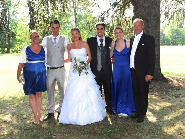 Le mariage de Thomas et Aurélie à Martillac, Gironde 40