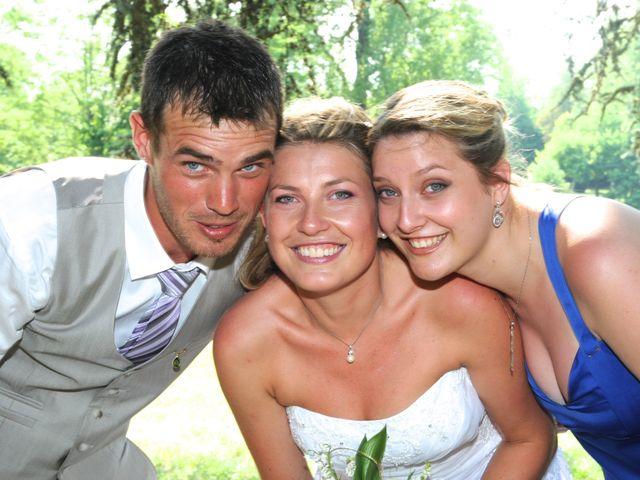 Le mariage de Thomas et Aurélie à Martillac, Gironde 41