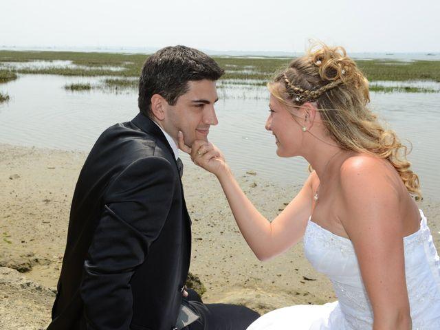 Le mariage de Thomas et Aurélie à Martillac, Gironde 43
