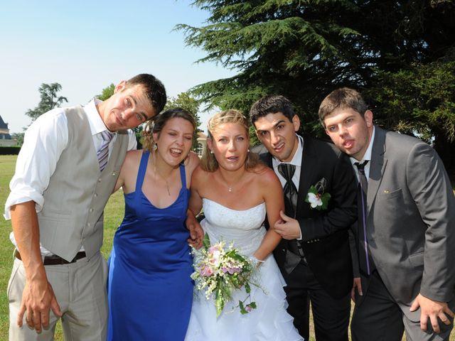 Le mariage de Thomas et Aurélie à Martillac, Gironde 44