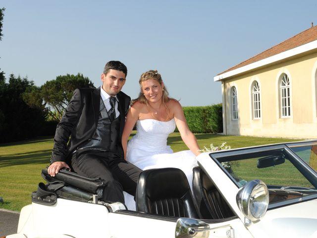 Le mariage de Thomas et Aurélie à Martillac, Gironde 51