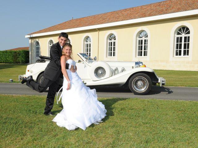 Le mariage de Thomas et Aurélie à Martillac, Gironde 52