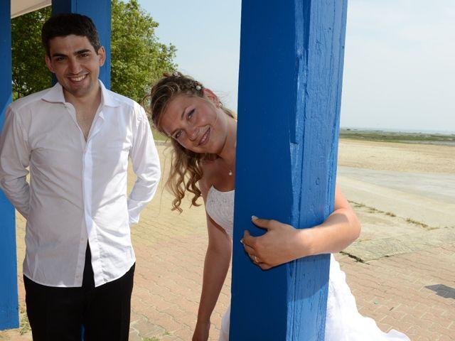Le mariage de Thomas et Aurélie à Martillac, Gironde 53