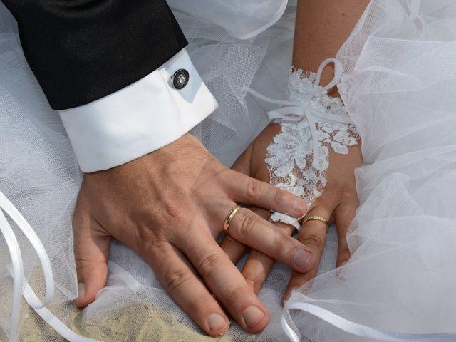 Le mariage de Thomas et Aurélie à Martillac, Gironde 54