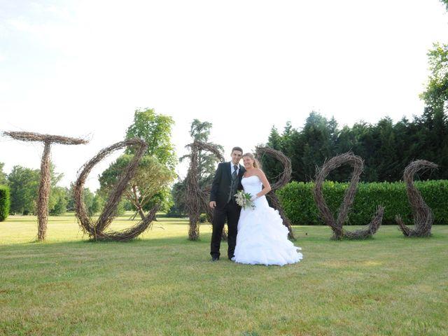 Le mariage de Thomas et Aurélie à Martillac, Gironde 55