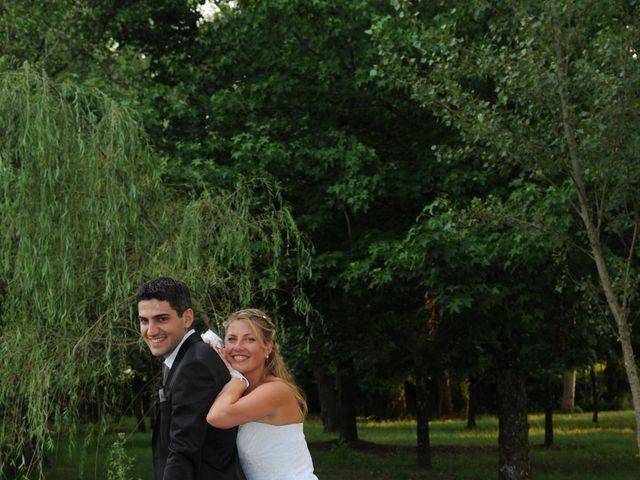 Le mariage de Thomas et Aurélie à Martillac, Gironde 58