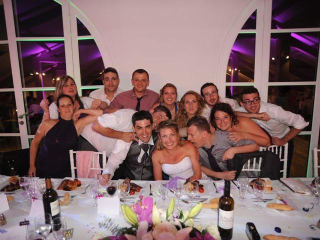 Le mariage de Thomas et Aurélie à Martillac, Gironde 65