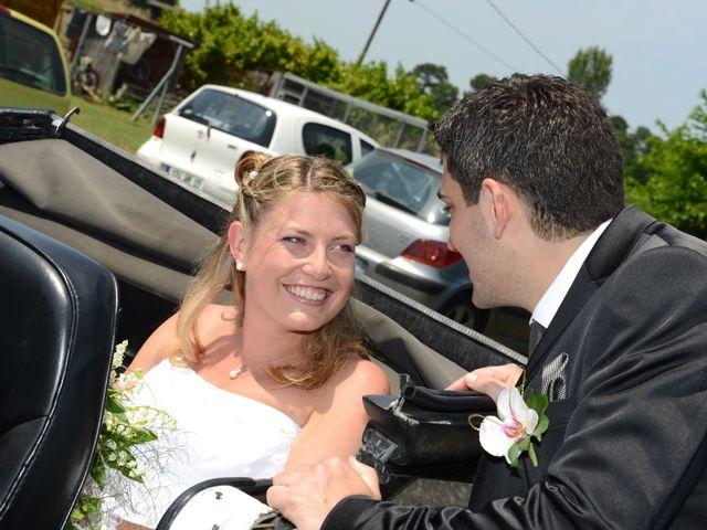 Le mariage de Thomas et Aurélie à Martillac, Gironde 73