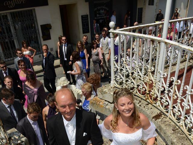 Le mariage de Thomas et Aurélie à Martillac, Gironde 74