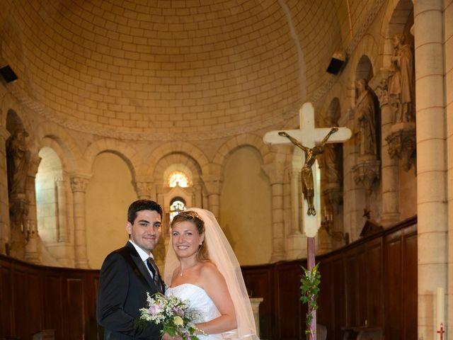 Le mariage de Thomas et Aurélie à Martillac, Gironde 80