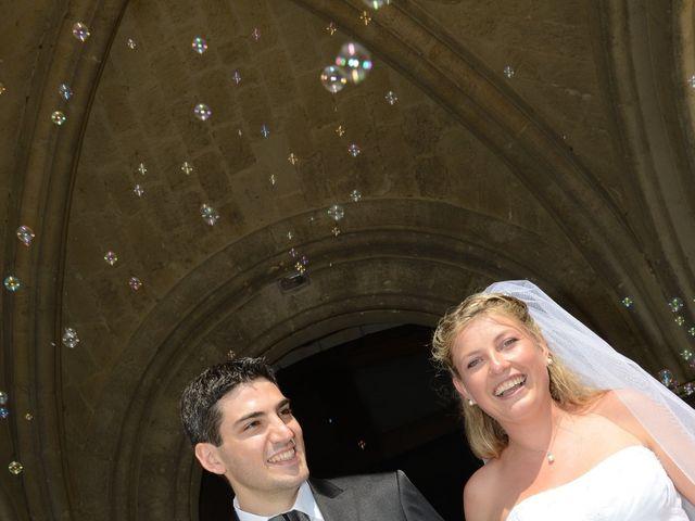 Le mariage de Thomas et Aurélie à Martillac, Gironde 81