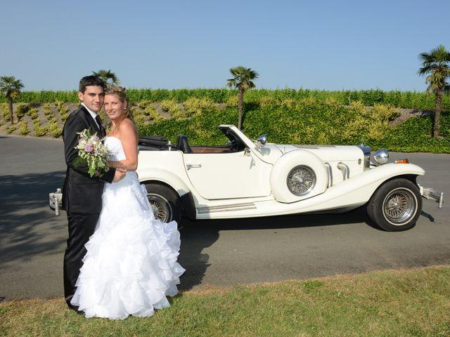 Le mariage de Thomas et Aurélie à Martillac, Gironde 87