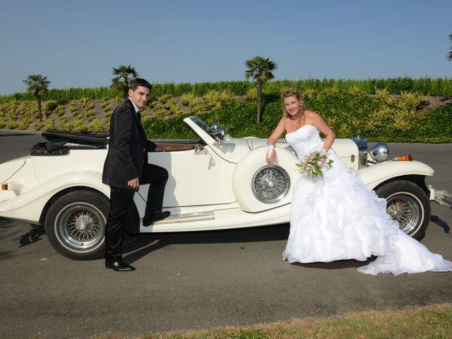Le mariage de Thomas et Aurélie à Martillac, Gironde 88