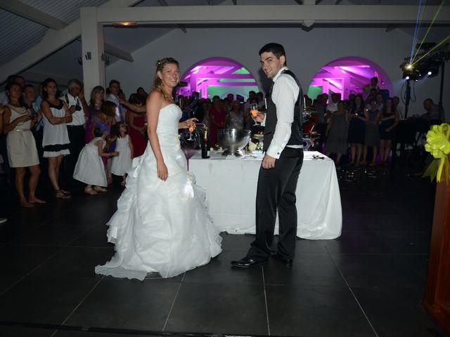 Le mariage de Thomas et Aurélie à Martillac, Gironde 96