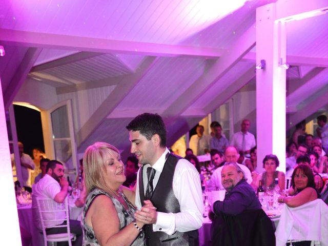 Le mariage de Thomas et Aurélie à Martillac, Gironde 99