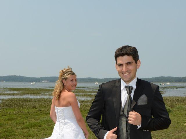 Le mariage de Thomas et Aurélie à Martillac, Gironde 105