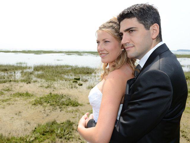 Le mariage de Thomas et Aurélie à Martillac, Gironde 108