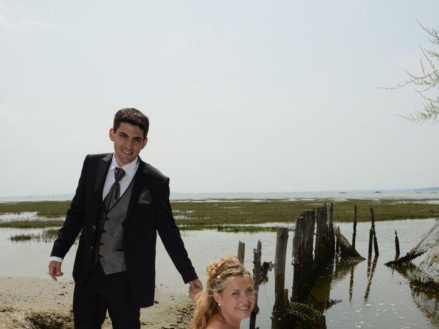 Le mariage de Thomas et Aurélie à Martillac, Gironde 111