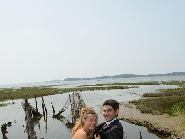 Le mariage de Thomas et Aurélie à Martillac, Gironde 112