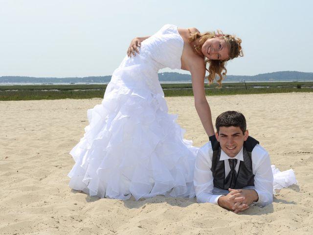 Le mariage de Thomas et Aurélie à Martillac, Gironde 119