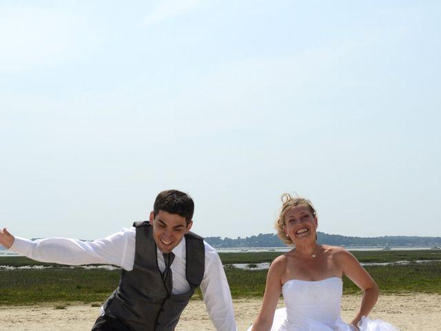 Le mariage de Thomas et Aurélie à Martillac, Gironde 121