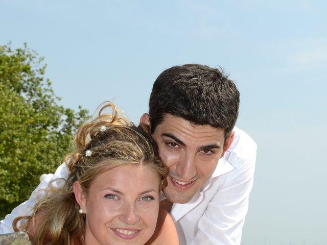 Le mariage de Thomas et Aurélie à Martillac, Gironde 122