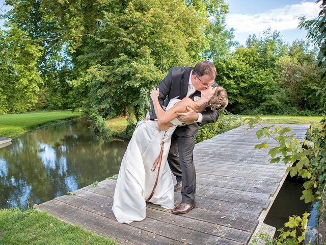 Le mariage de Lydia et Eric