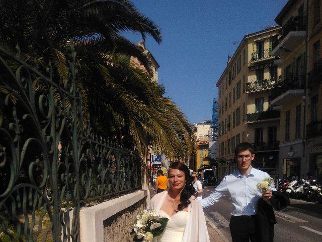 Le mariage de Teisseire et Faustine et Marc à Menton, Alpes-Maritimes 11