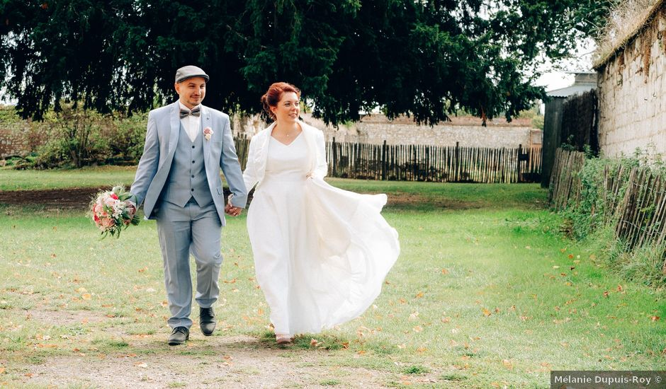 Le mariage de Mathieu et Virginie à Rainvillers, Oise
